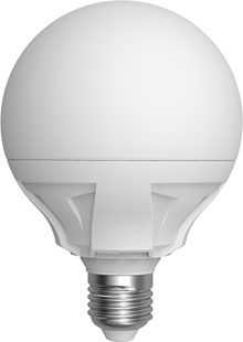 LED Skylighting G95 Globe 15W E27 3000K 270°