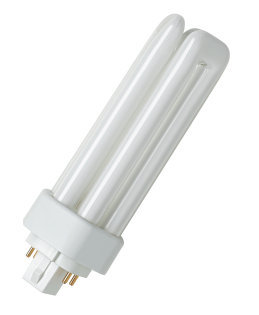 Kompakt lamp OSRAM T/E PLUS 18W 830/840 G24q 4pin