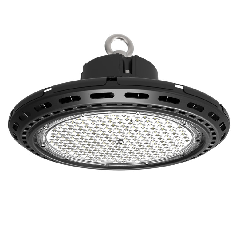 LED Fin-type High Bay UFO 100W IP65