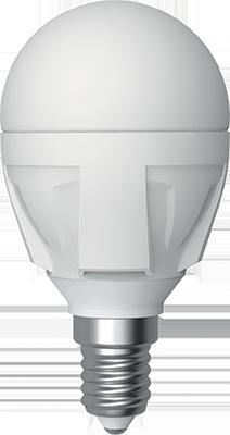 LED Skylighting G45 6W E14 3000K 160°