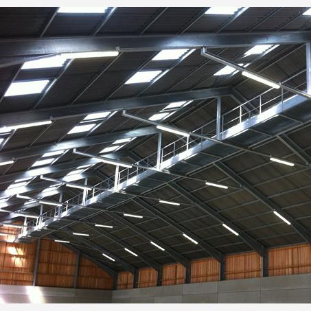 LED Industrial light BOUSVAL 50W IP65 150cm