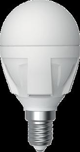 LED Skylighting G45 6W E14 4200K 160°