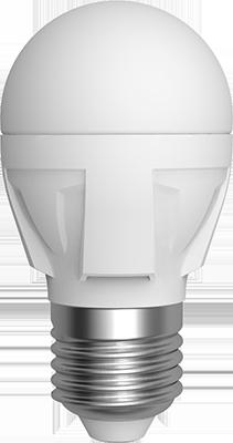 LED Skylighting G45 6W E27 4200K 160°