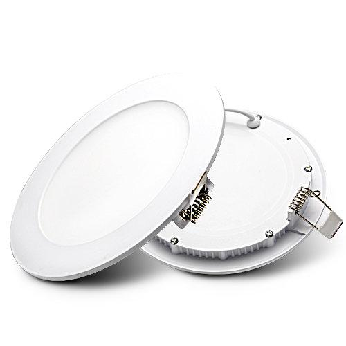 Kindom LED SMD 24W Ø300*12mm 2160lm IP44