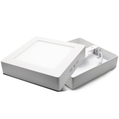 Kindom LED SMD 18W 225*225*40mm 1620lm