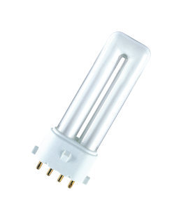 Kompakt lamp OSRAM DULUX S/E 11W 830/840 2G7