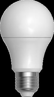 LED Skylighting A60 12W E27 4200K Smooth 300°