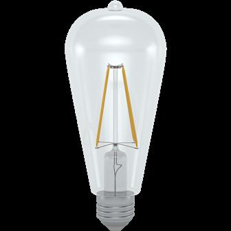 LED Skylighting ST64 6W E27 4200K 330°